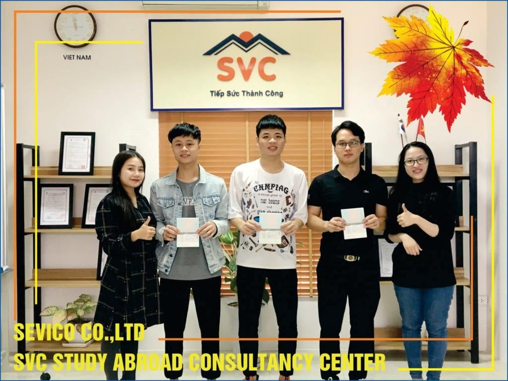 Du Học SVC đáp ứng đủ các tiêu chí